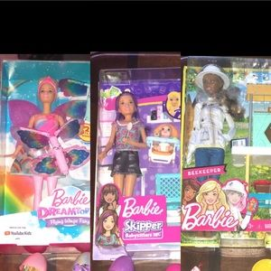 Other - Barbie bundle